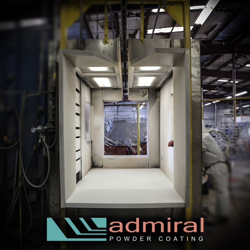 About Admiral Powder Coating Services In Central Florida